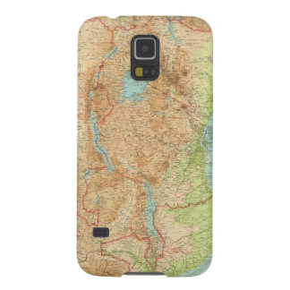 Central Africa eastern section Case For Galaxy S5