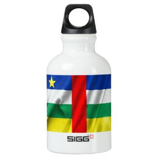 Central African Republic Flag SIGG Traveler 0.3L Water Bottle
