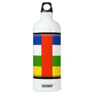 Central African Republic Flag SIGG Traveler 1.0L Water Bottle