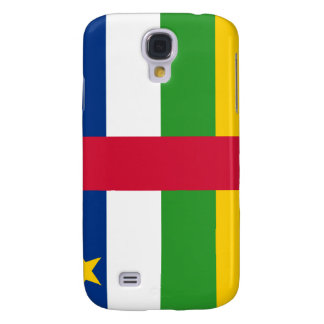 central african republic galaxy s4 cover