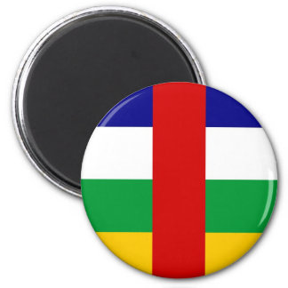 Central African Republic Magnet