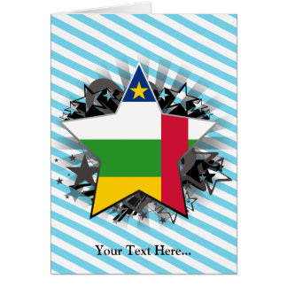 Central African Republic Star Card