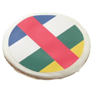 Central African Republic Sugar Cookie