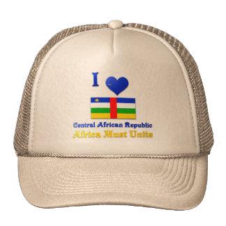 Central African Republic Trucker Hat