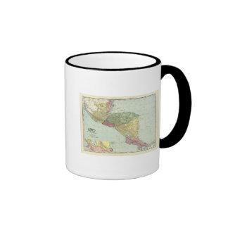 Central America 2 Coffee Mugs