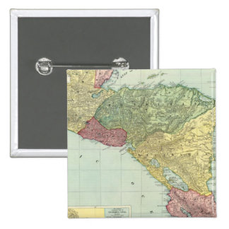 Central America 2 Pinback Button