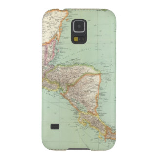 Central America 4 Case For Galaxy S5