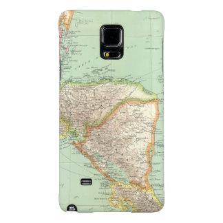 Central America 4 Galaxy Note 4 Case