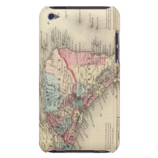 Central America 5 Barely There iPod Case