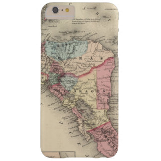 Central America 5 Barely There iPhone 6 Plus Case