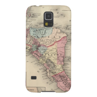 Central America 5 Case For Galaxy S5