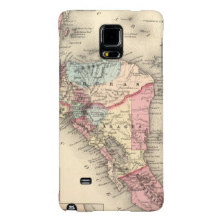 Central America 5 Galaxy Note 4 Case