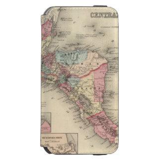 Central America 5 Incipio Watson™ iPhone 6 Wallet Case