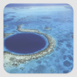 CENTRAL AMERICA, Belize, Large coral reefs off Stickers