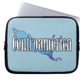 Central America Computer Sleeve