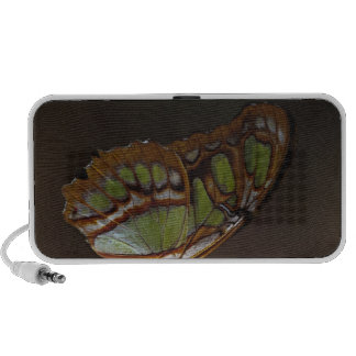 Central America, Costa Rica, Selva Verde. 2 Portable Speaker