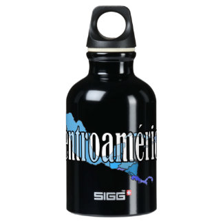 Central America Water Bottle