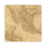 Central America Wood Coaster