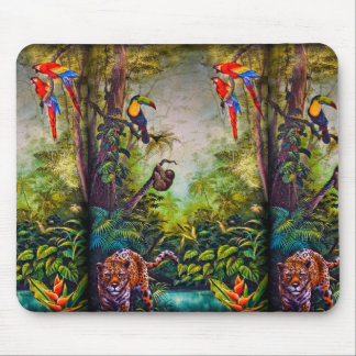 Central American Social Club Mural Mouse Pad