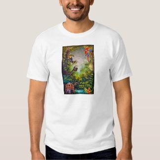 Central American Social Club Mural T-Shirt