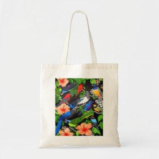 Central American Wild Birds Bag