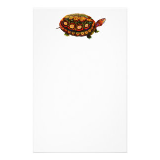 Central American Wood Turtle Stationery