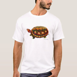 Central American Wood Turtle T-Shirt