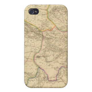 Central Asia 2 iPhone 4 Covers