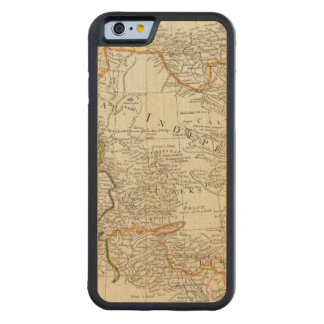 Central Asia Carved® Maple iPhone 6 Bumper