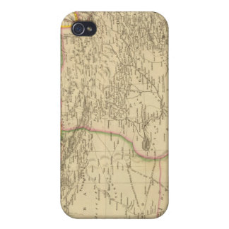 Central Asia Case For iPhone 4