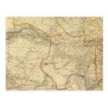 Central Asia Postcard