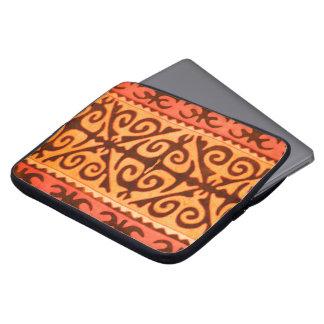 Central Asian Art Neoprene Laptop Sleeve 15 inch