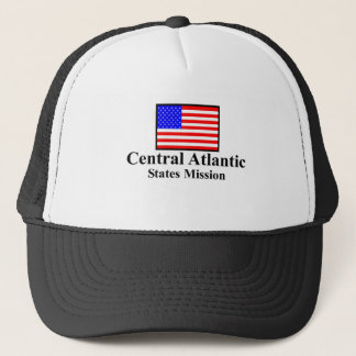 Central Atlantic States Mission Hat