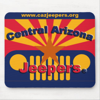 Central AZ Jeepers Mousepad