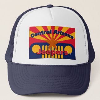 Central Az Jeepers Trucker Hat