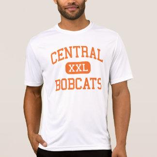 Central - Bobcats - High School - San Angelo Texas Tshirt