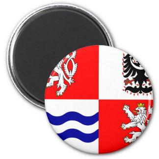 Central Bohemian Region, Czech Fridge Magnet