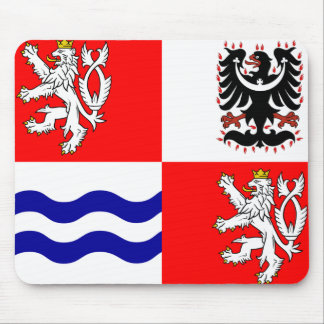 Central Bohemian Region, Czech Mouse Pad