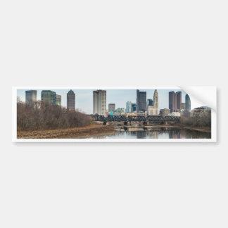 Central Business District Columbus, Ohio Bumper Sticker