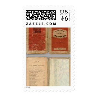 Central California 2 Postage Stamp