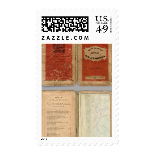 Central California 2 Postage