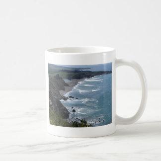Central California Coast Coffee Mug