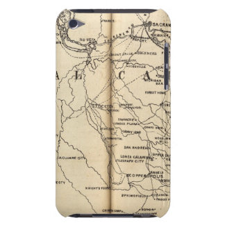 Central California iPod Touch Case