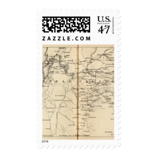 Central California Postage