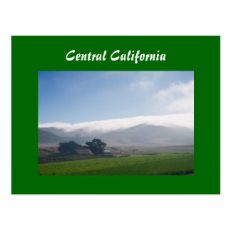 Central California Post Cards