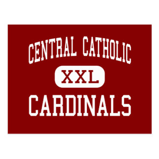Central Catholic - Cardinals - High - Reading Post Cards