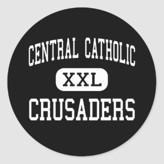 Central Catholic - Crusaders - High - Canton Ohio Stickers