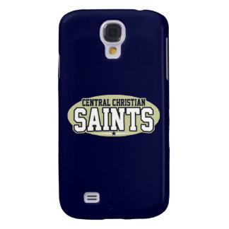 Central Christian; Saints Samsung Galaxy S4 Case
