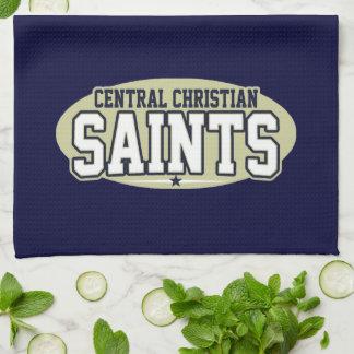 Central Christian; Saints Towel