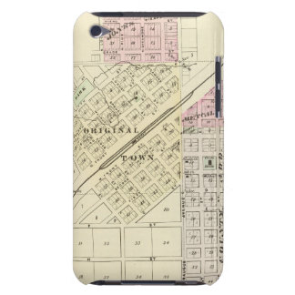 Central City, Nebraska Barely There iPod Cases